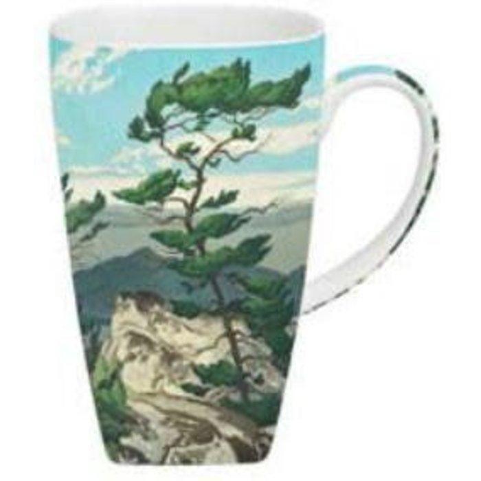 Casson White Pine Grande Mug