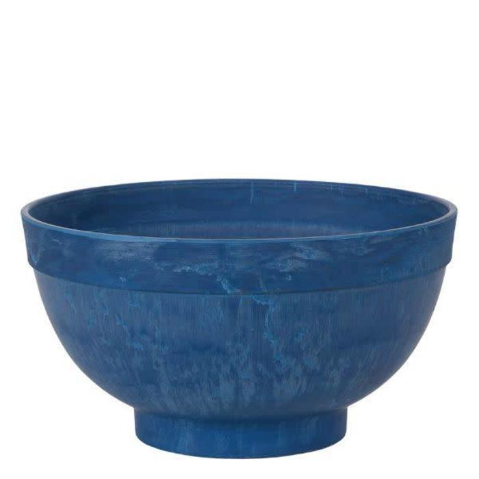 Round Cobalt Blue Planter 19.5""