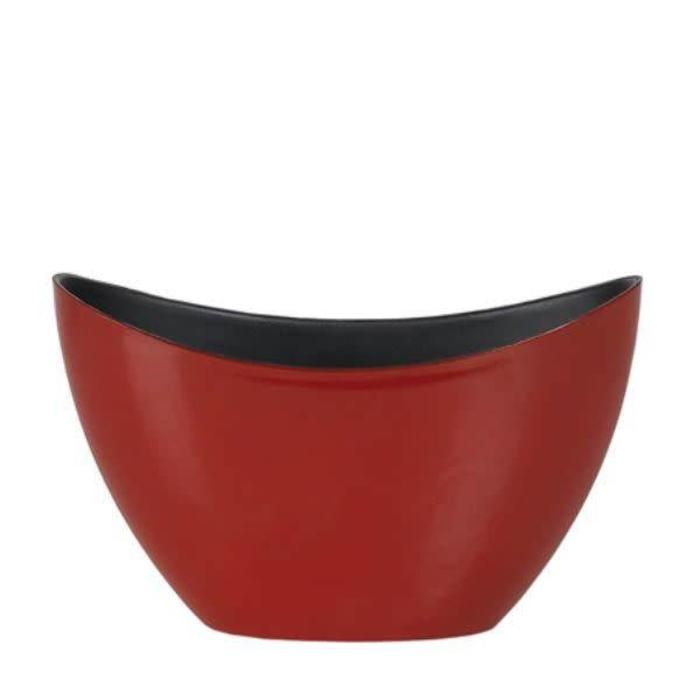 Plastic Oval Pot 9.25""