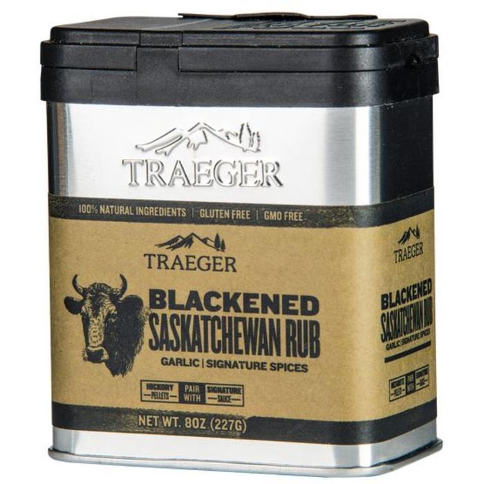 Blackened Saskatchewan Rub 9oz