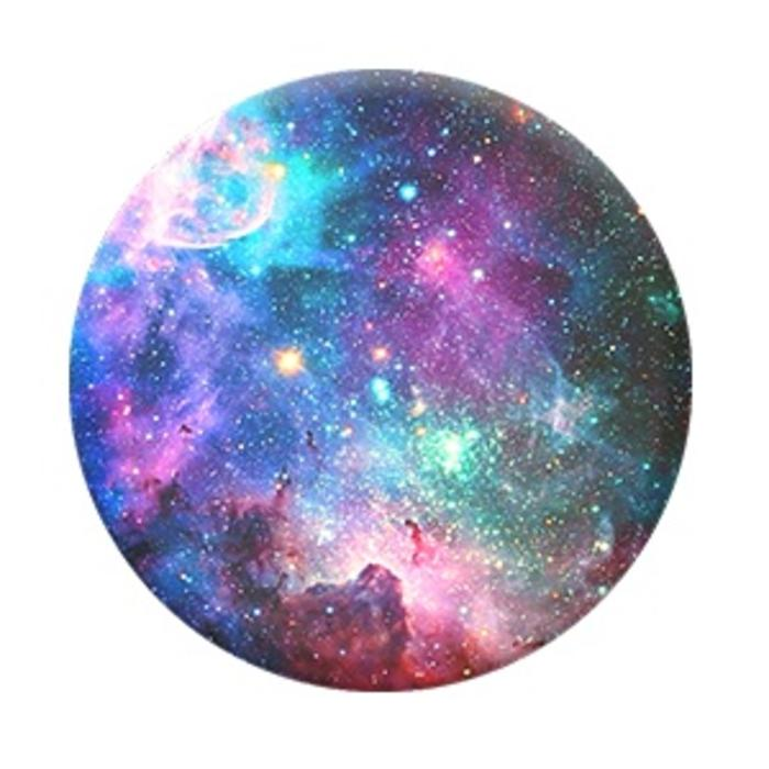 Pop Socket Blue Nebula
