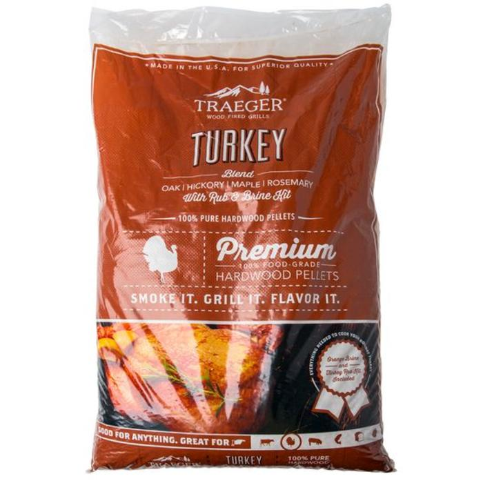 Turkey Blend Pellets