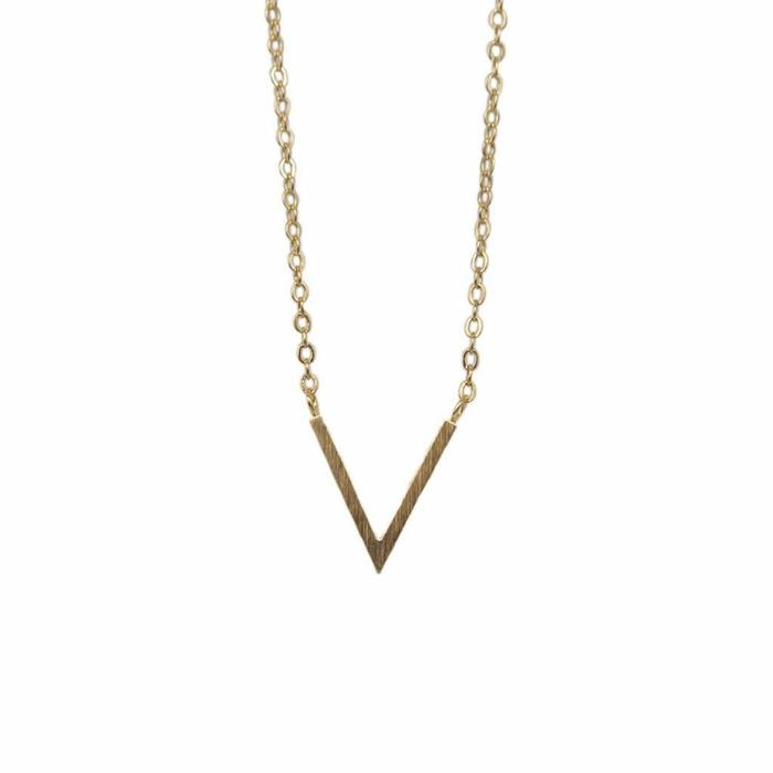 Mini Metal Necklace V