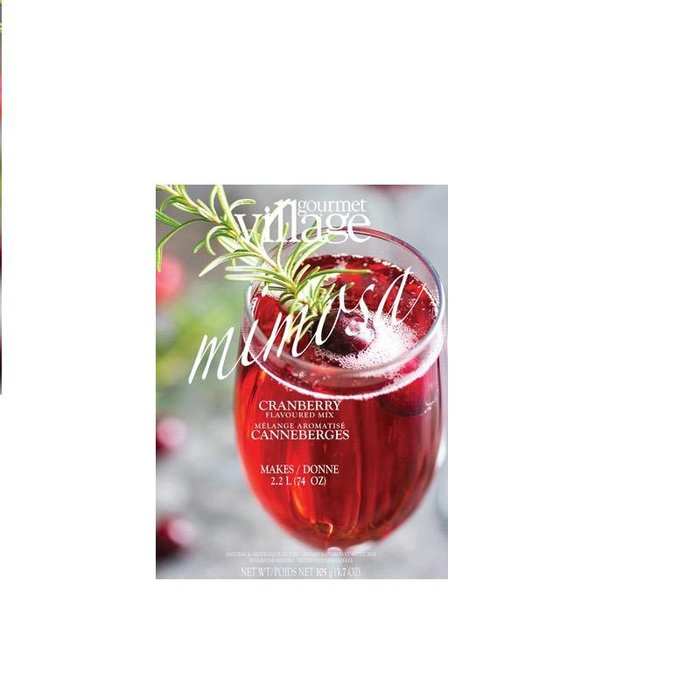 Mimosa Cranberry Drink Mix