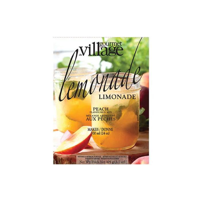 Lemonade Peach Drink Mix