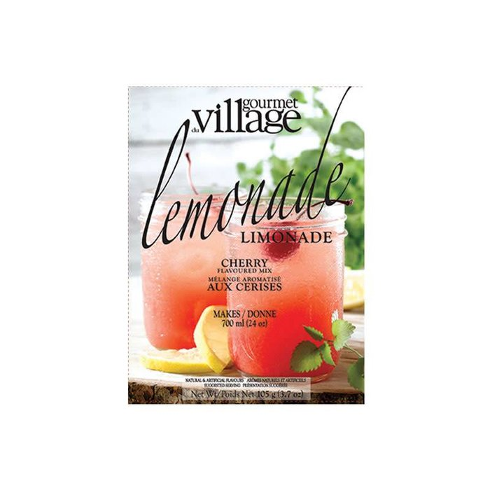 Lemonade Cherry Drink Mix