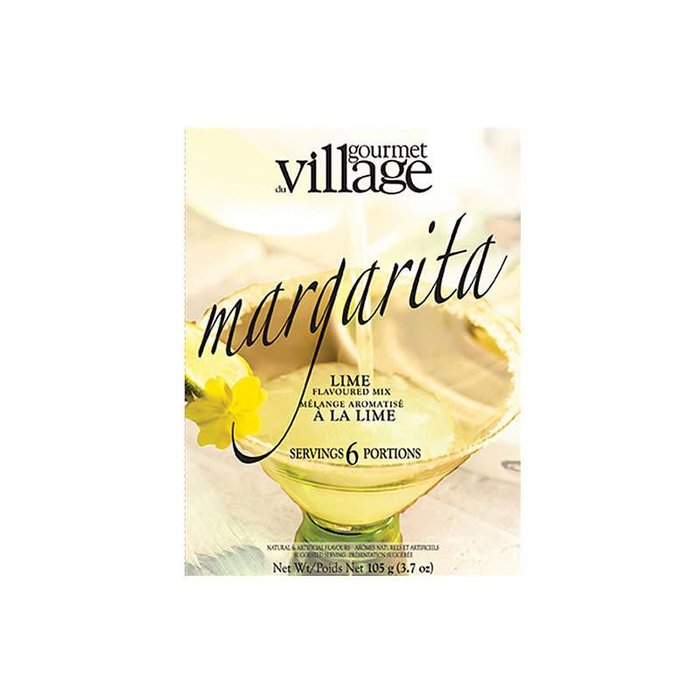 Margarita Lime Box 105g