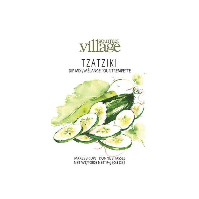 Dip Recipe Box Tzatziki