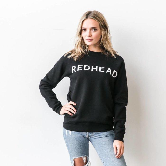 Redhead Sweater