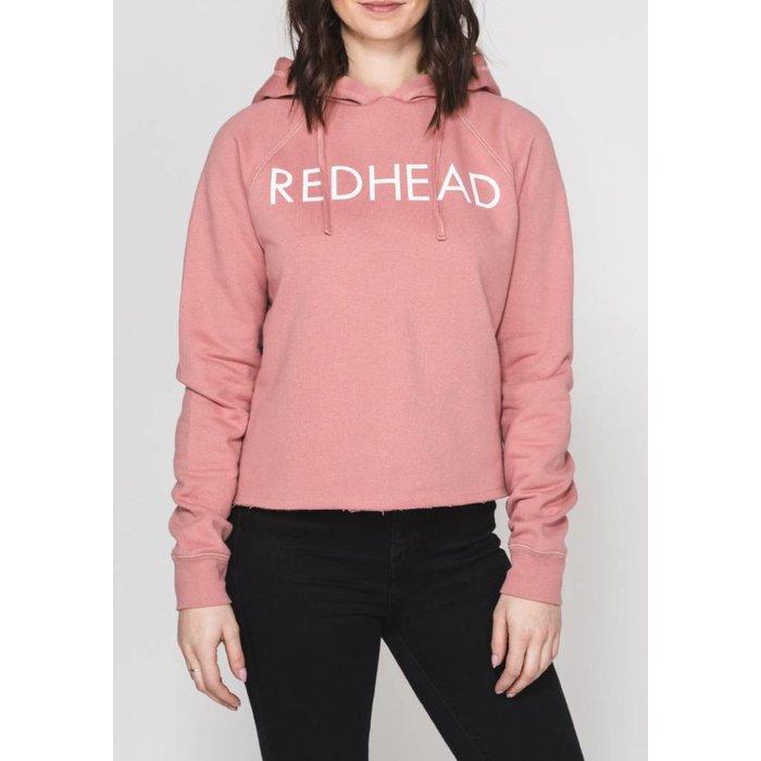 Redhead Raw Hem Crew