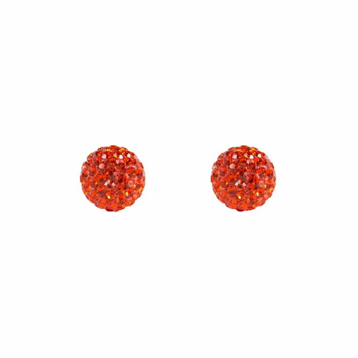 Radiance Stud Burnt Orange