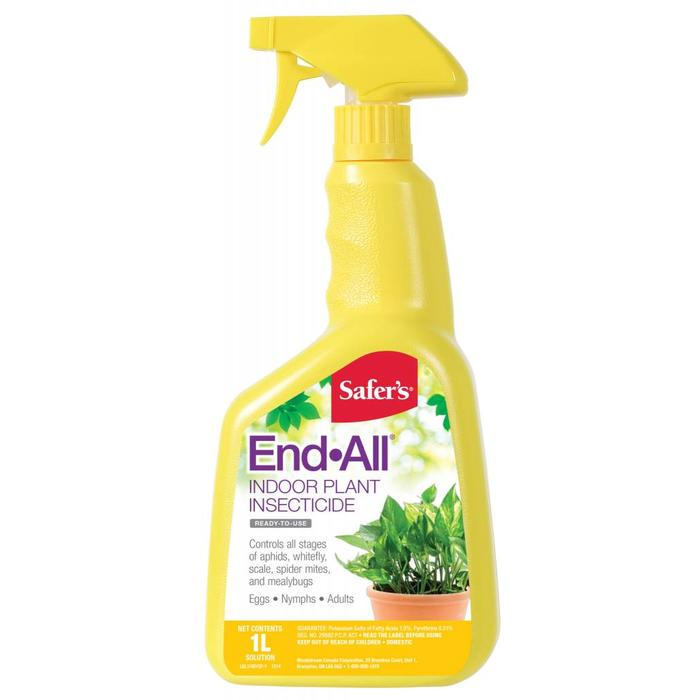 End All Indoor Plant Insecticide RTU 1L