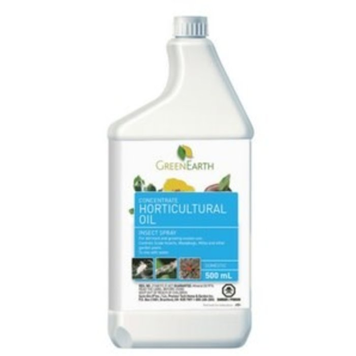 Horticultural Oil Insect Spray Concentrate 500ml