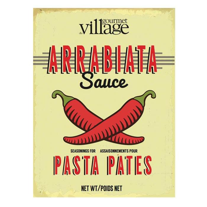 Retro Arrabiata Pasta Sauce Mix