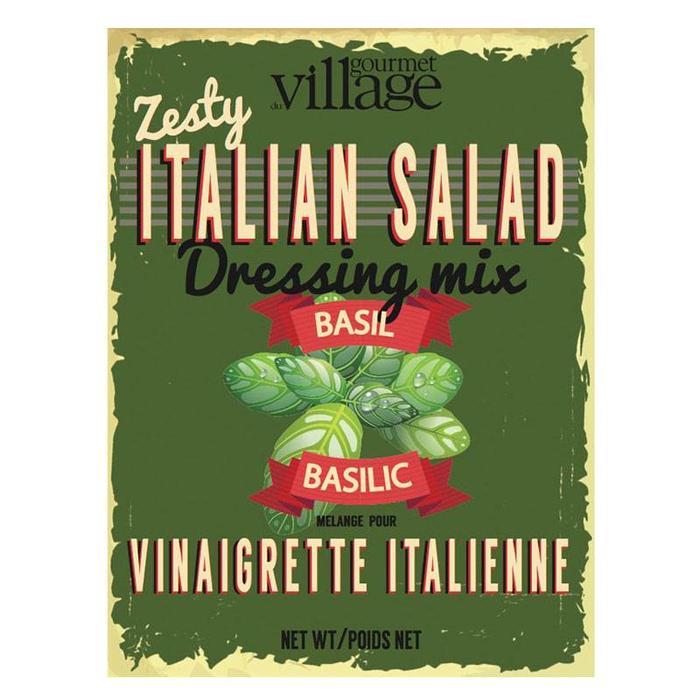 Retro Italian Salad Dressing Mix