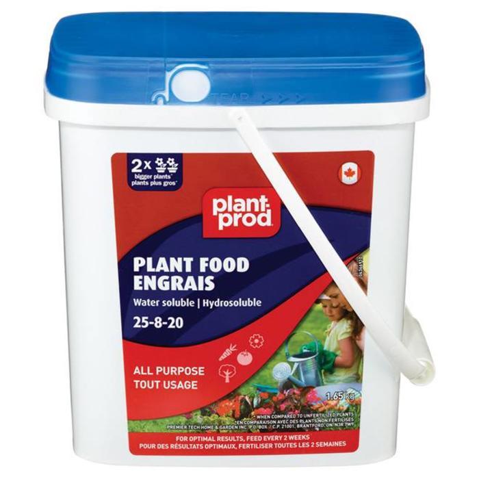 All Purpose Fertilizer 25-8-20 1.65kg