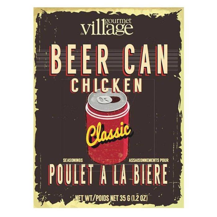 Retro Beer Can Chicken Seasoning