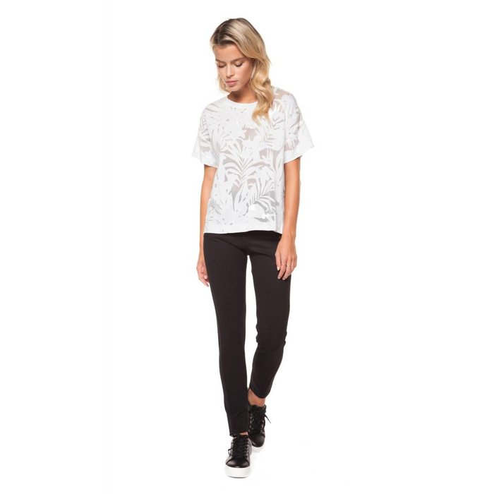 All Over Burnout Tee