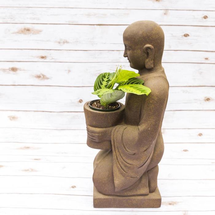 "Buddha Planter 30"" x 29"" x 63"""