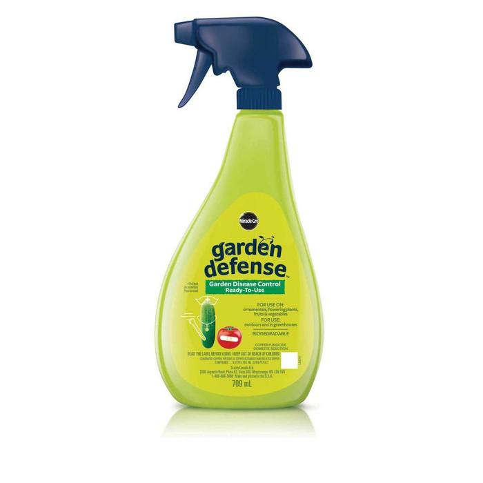 Garden Defense Disease Control RTU 709ml