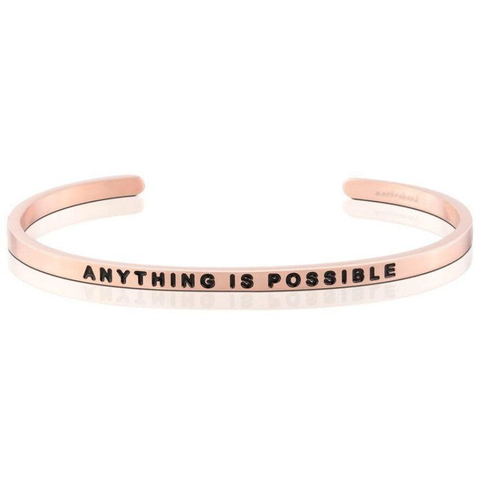 Anything is Possible Rose Gold