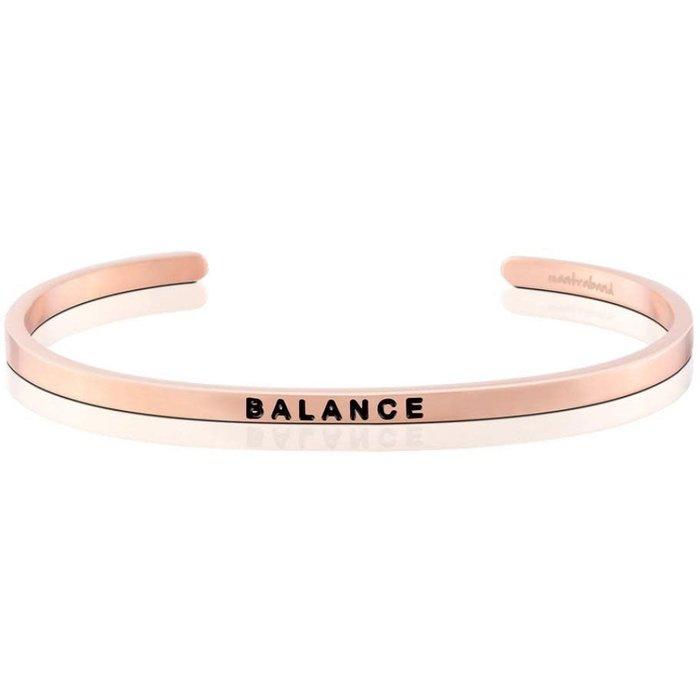 Balance Rose Gold
