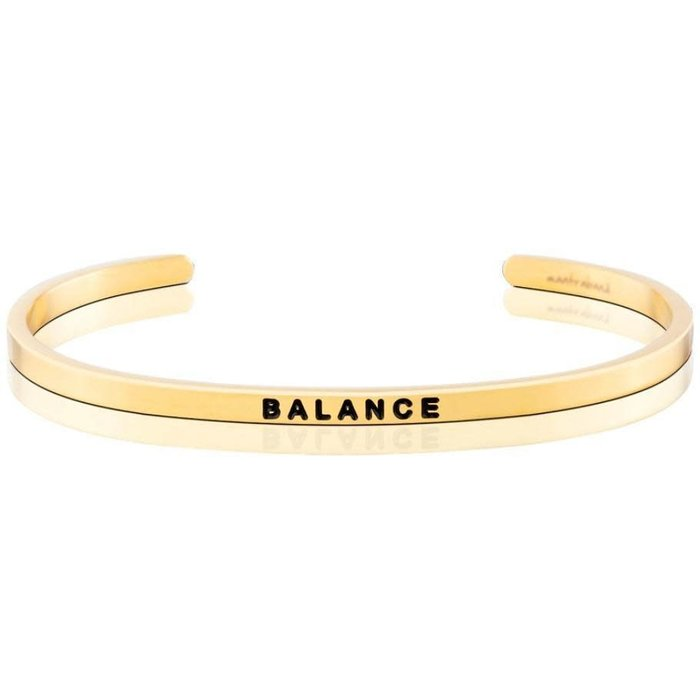 Balance Yellow Gold