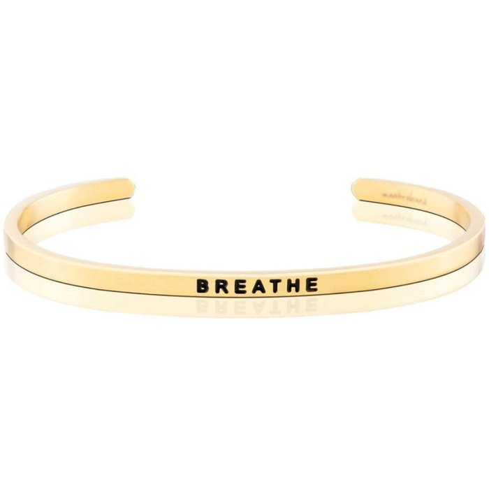 Breathe Yellow Gold