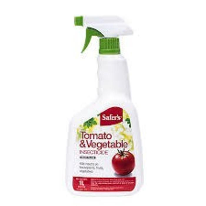 Tomato and Vegetable Insecticide RTU 1L