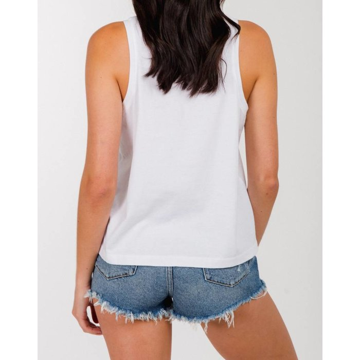 Sip With Us Cropped Tank