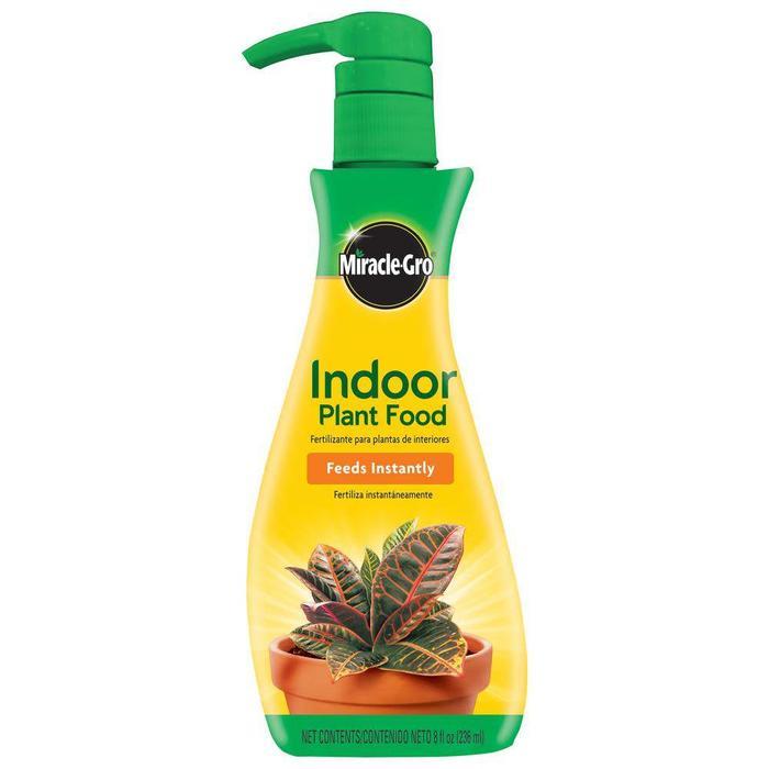 Indoor Plant Food 1-1-1 236ml