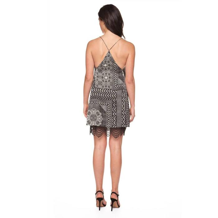 Dress With Crochet Detail