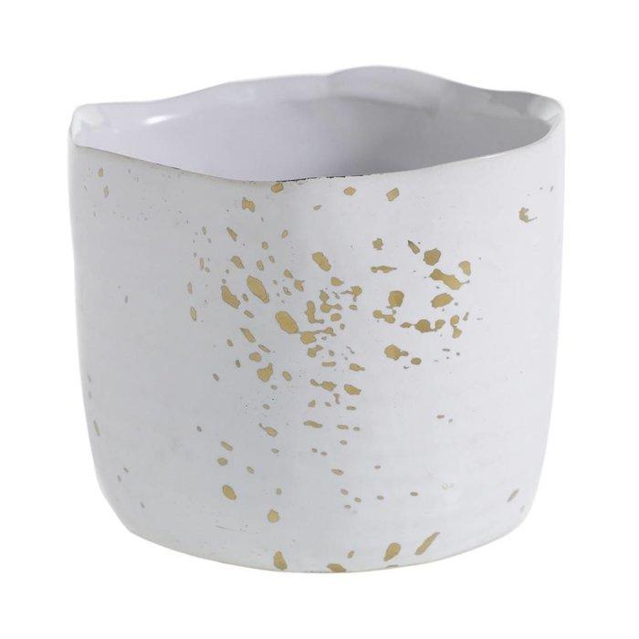 """Solange Pot White 4.75"""" x 4"""""""