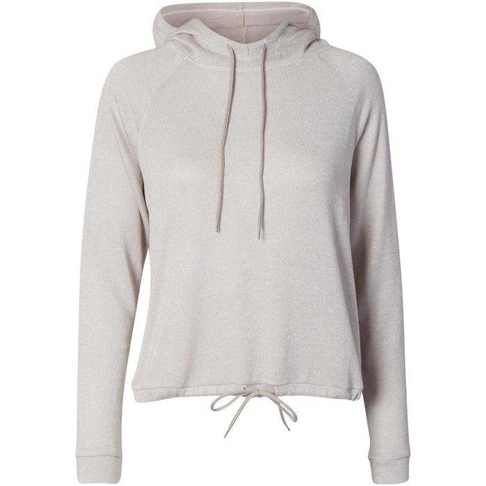 Mango Hood Knit Sweater