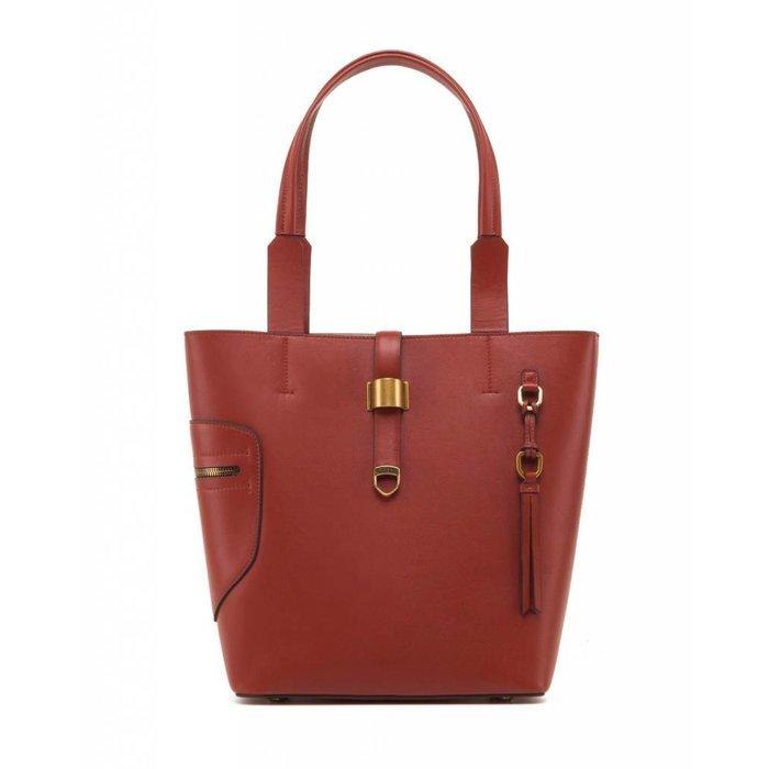 Prima Handbag Rust