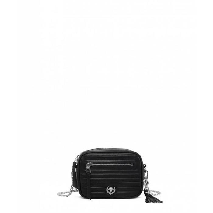 Plume Handbag Black
