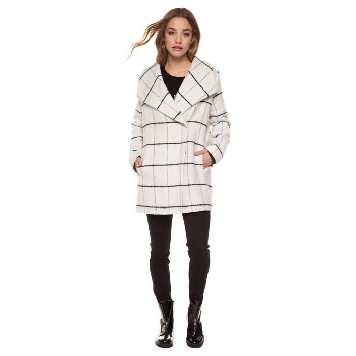 Wide Collar Reese Coat