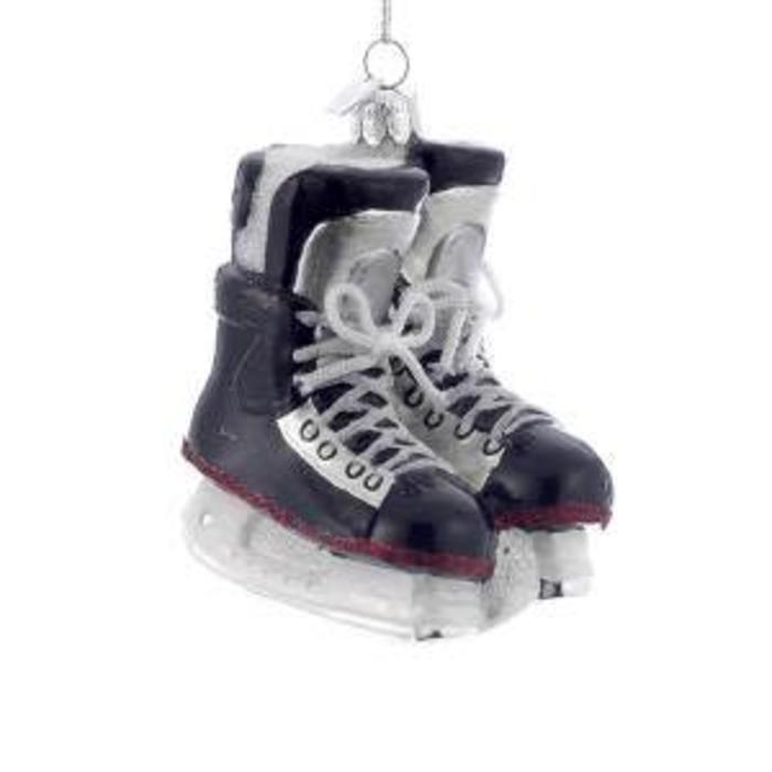 "Noble Gems Ice Hockey Skates 4.25"""