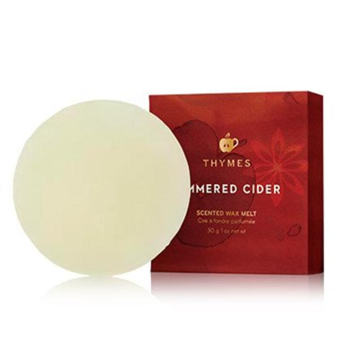 Scented Wax Melt Simmered Cider