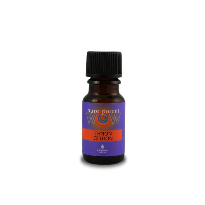 Lemon Certified Organic 12ml