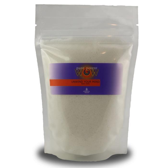 Unwind Your Mind Bath Salt Pack 300g