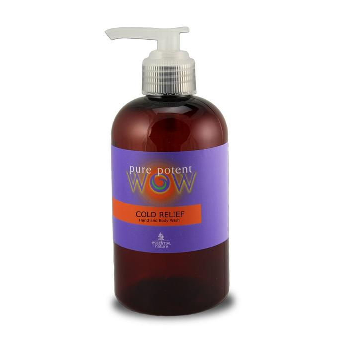 Cold Relief Hand and Body Wash 250ml