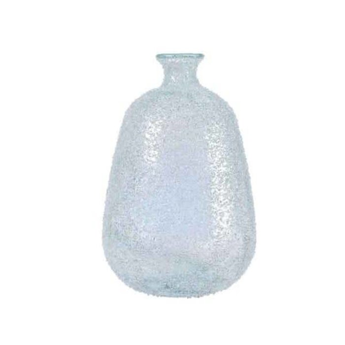 """Recycled Glass Bottle Ice Finish 7.5"""" x 11.5"""""""