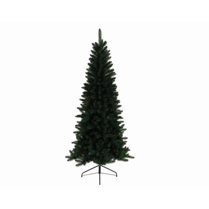 Lodge Slim Pine Green 8ft