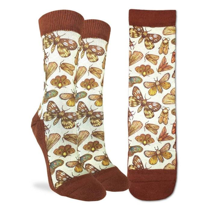 Women's Moths Socks
