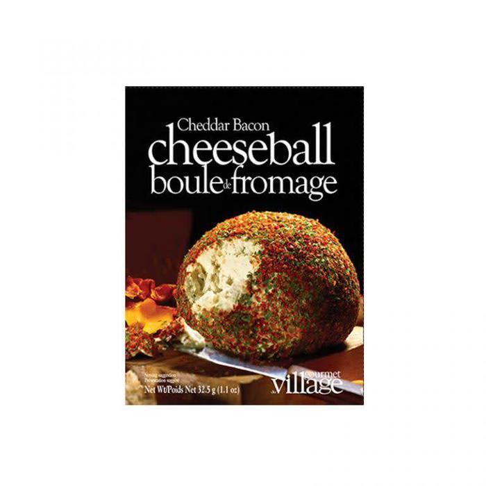 Cheeseball Mix Cheddar Bacon
