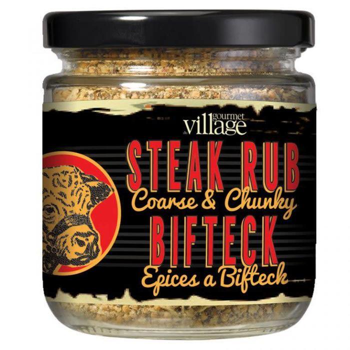 Seasoning in a Jar Steak Spice Rub