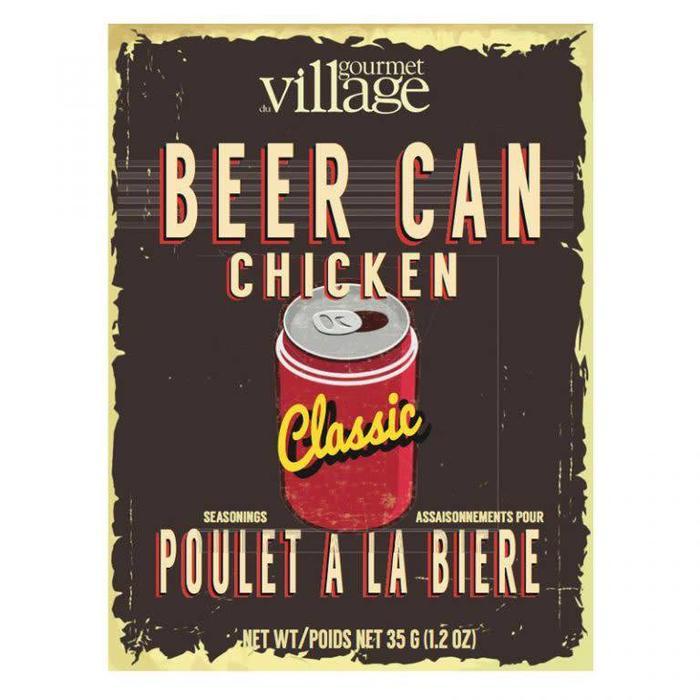 Seasoning Box Beer Can Chicken Classic
