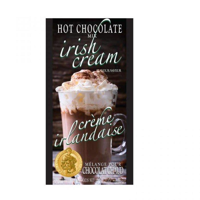 Mini Hot Chocolate Dessert Irish Cream