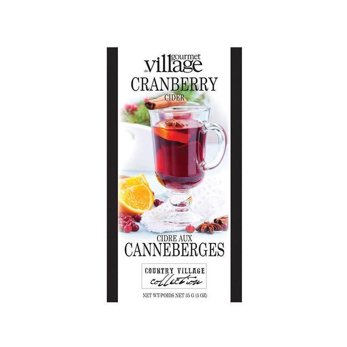 Mini Cranberry Cider Mix